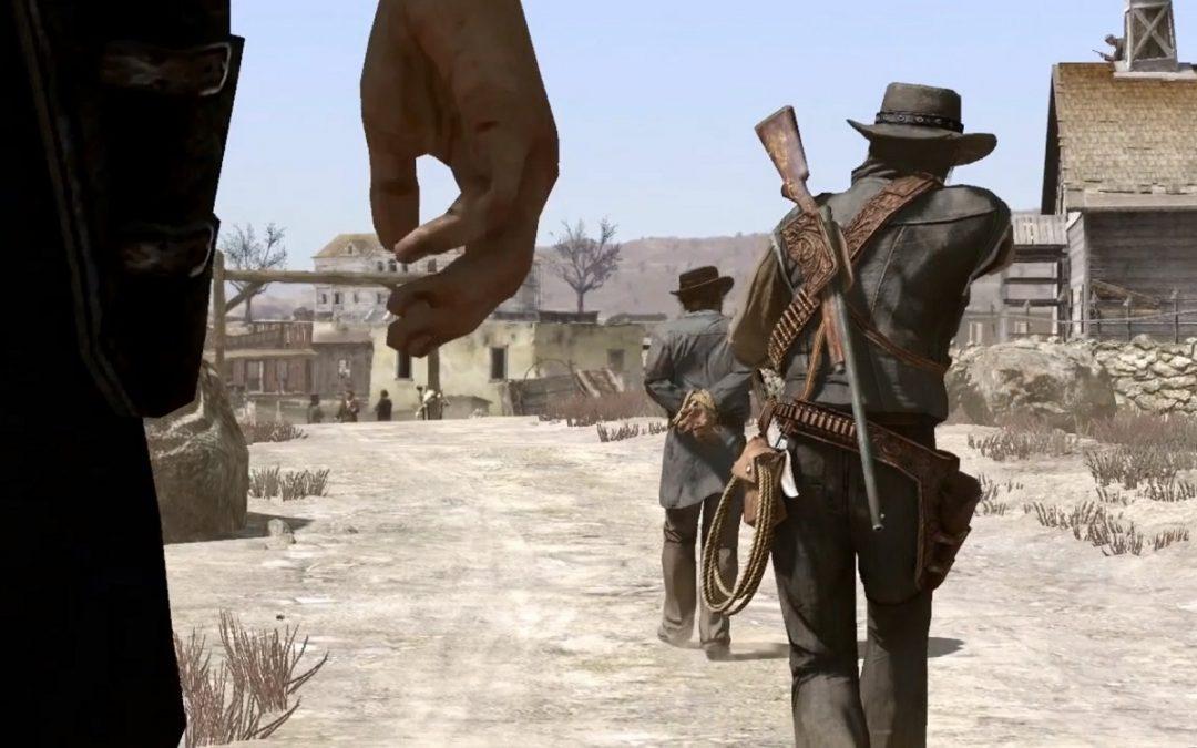 Rajaseudun raakuutta – Miehen ja naisen rooli Red Dead Redemptionissa
