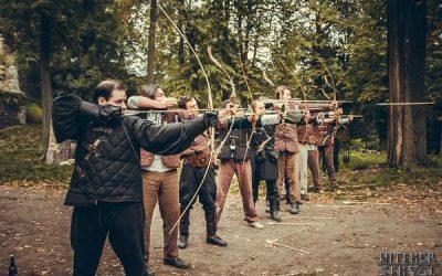 Taikuutta ja hirviönmetsästystä Witcher Schoolissa