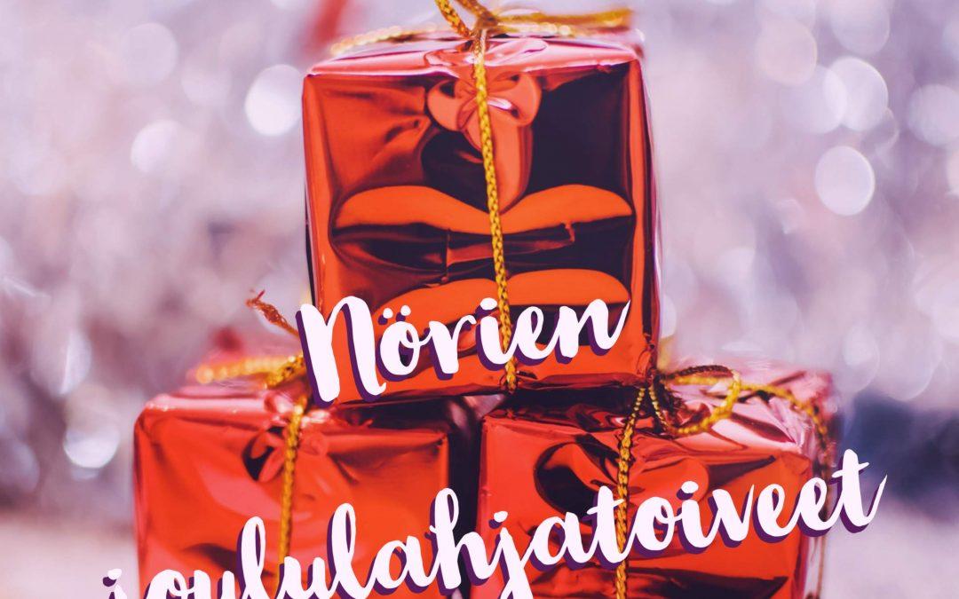 Nörien joululahjatoiveet
