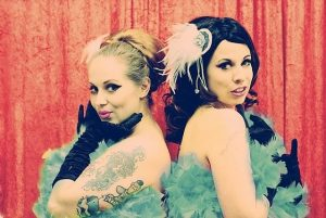 Burlesk i Finland – intervju med The Ravishing Shangri-La Rubies