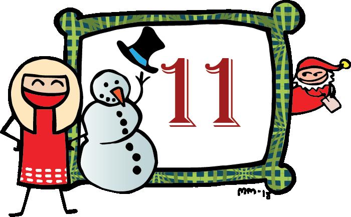 Nörttityttöjen joulukalenteri – Luukku 11: Tietokirjallisuus