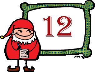 Nörttityttöjen joulukalenteri – Luukku 12: Nörttihärpäkkeet