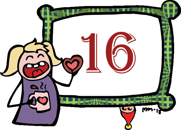 Nörttityttöjen joulukalenteri – luukku 16: Musiikki