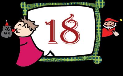 Nörttityttöjen joulukalenteri – luukku 18: kotimaan matkakohteet