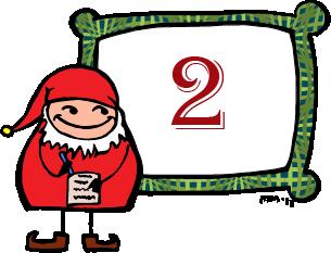 Nörttityttöjen joulukalenteri – Luukku 2: Lautapelit