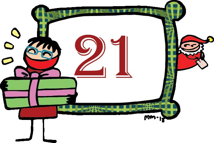 Nörttityttöjen joulukalenteri – luukku 21: Reseptejä