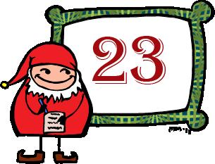 Nörttityttöjen joulukalenteri – luukku 23: Sekalaisia suosituksia