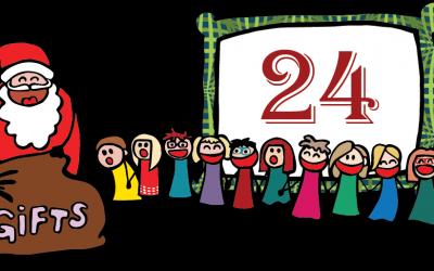Nörttityttöjen joulukalenteri – luukku 24: Hyvää joulua!