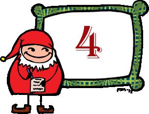 Nörttityttöjen joulukalenteri – Luukku 4: Dokumentit
