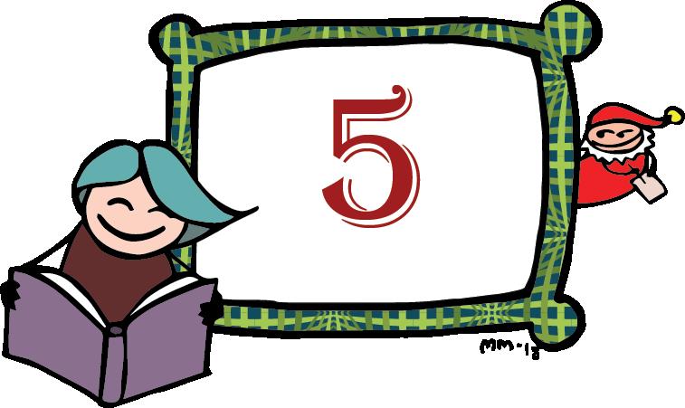 Nörttityttöjen joulukalenteri – Luukku 5: Kaunokirjallisuus