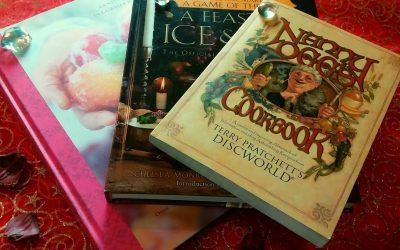 Nörttikokkausta – fantasiakirjat
