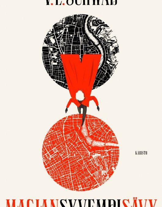 """Tahtoisin matkustaa Punaiseen Lontooseen – arvostelu kirjasta """"Magian syvempi sävy"""""""