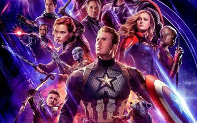 Nörttityttöjen arvostelussa Avengers: Endgame