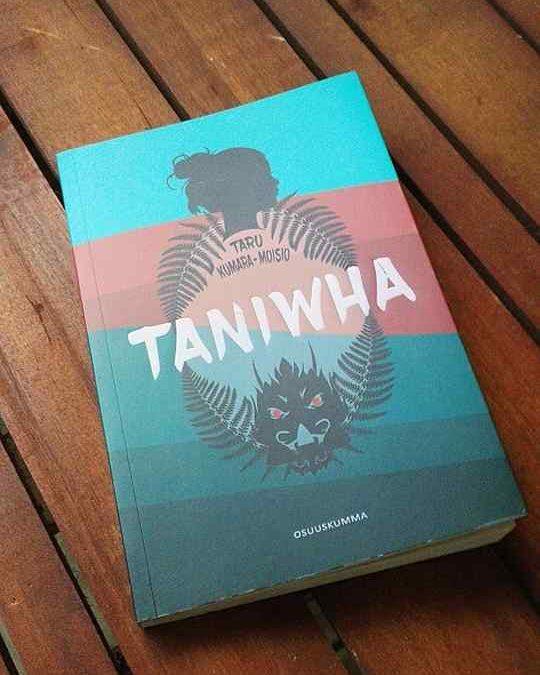 Arvostelussa Taru Kumara-Moision Taniwha