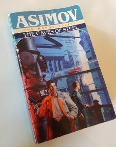 Tervetuloa teräsluoliin: Esittelyssä Isaac Asimovin Robotti-sarja