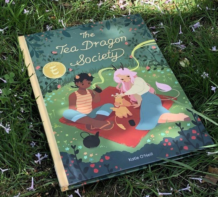 Kirja-arvostelu: Katie O'Neill: The Tea Dragon Society