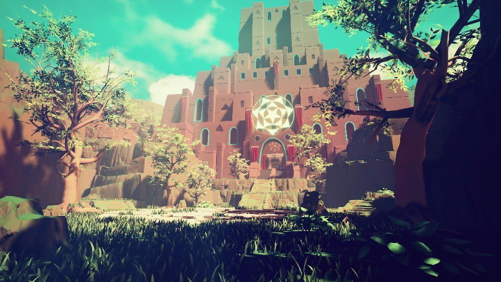 Sojourn – arvostelussa yltiökaunis puzzle-peli