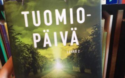 Lahkon maalitauluna: M. Lindsteinin Tuomiopäivä