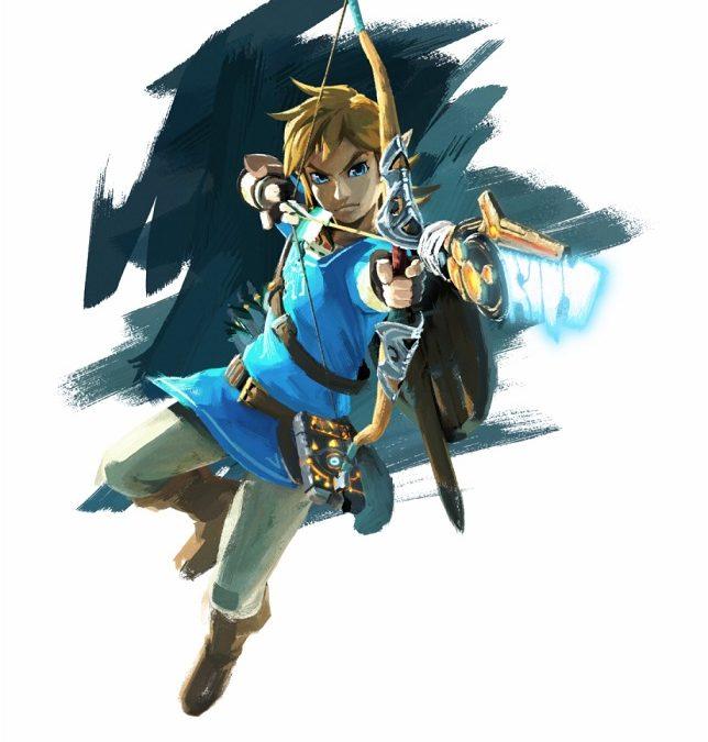 Luukku 8: Mikä ihmeen The Legend of Zelda?