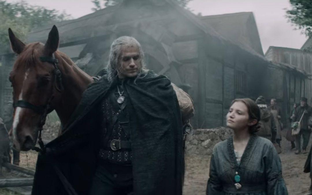 Nörttityttöjen tunnelmia Netflixin Witcher-sarjasta