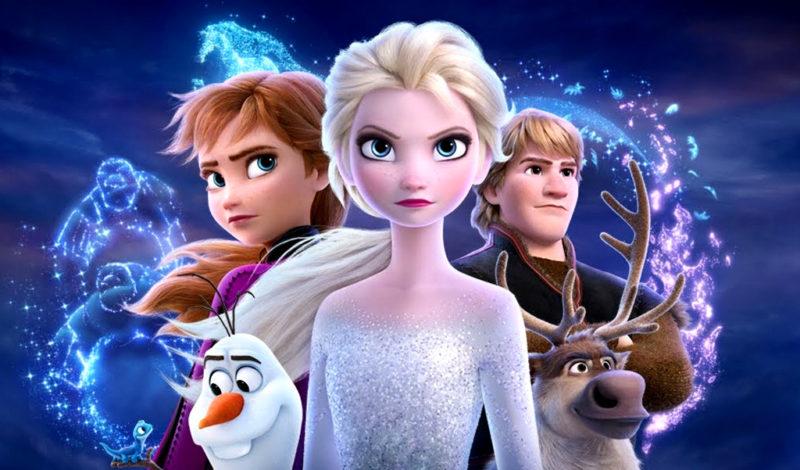 Kohti tuntematonta – Nörttitytöt arvostelee: Frozen 2