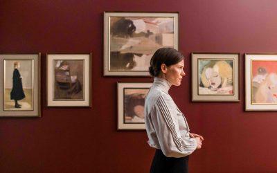 Helene -elokuva ja taiteilija sen takana