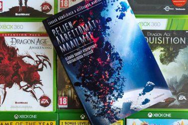 Elämän suuria kysymyksiä digitaalisissa peleissä – arvostelussa Pelien äärettömät maailmat