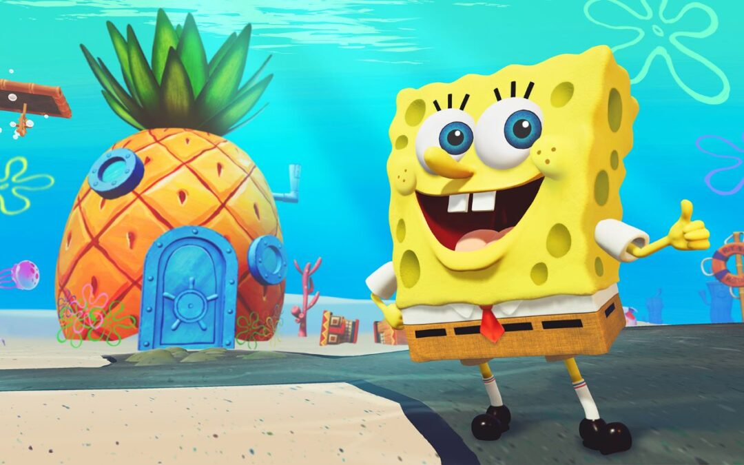 Peliarvostelu: SpongeBob SquarePants: Battle for Bikini Bottom – Rehydrated