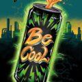 Be Cool -kirjan kansi