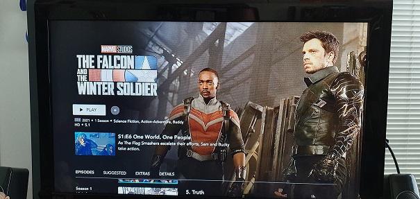 Arvostelu: The Falcon and the Winter Soldier jatkaa ansiokkaasti Marvelin suoratoistosarjojen aikakautta