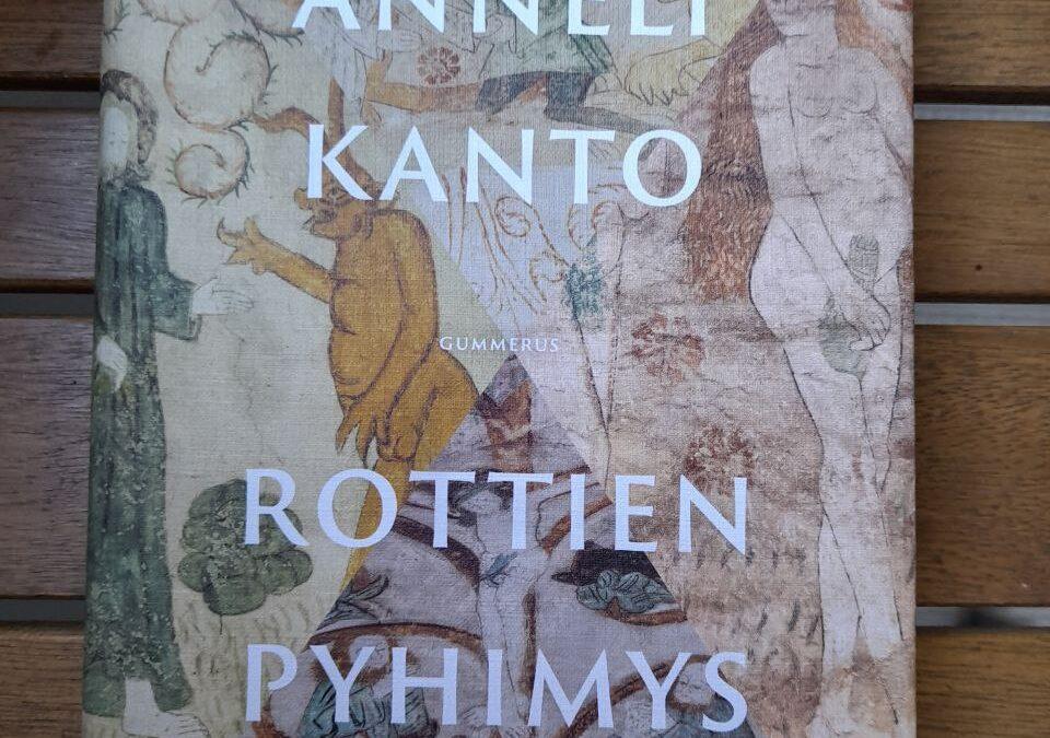 Kirja-arvostelu – Rottien pyhimys
