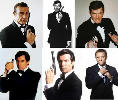 James Bond 50-v