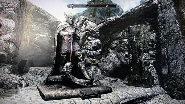skyrim how to build a shrine base