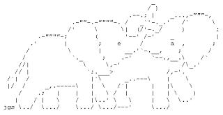 15 vuotta ASCII-taiteilijana