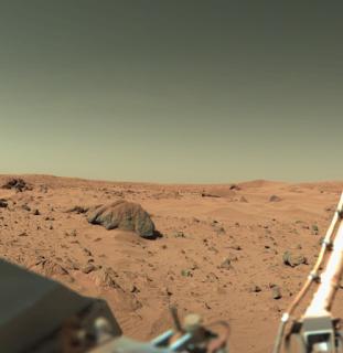 Nojatuolimatka Marsiin