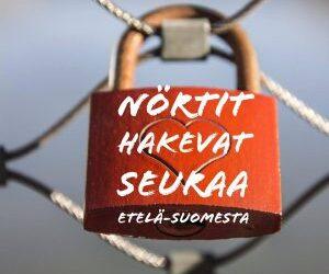Nörtit hakevat seuraa Etelä-Suomesta